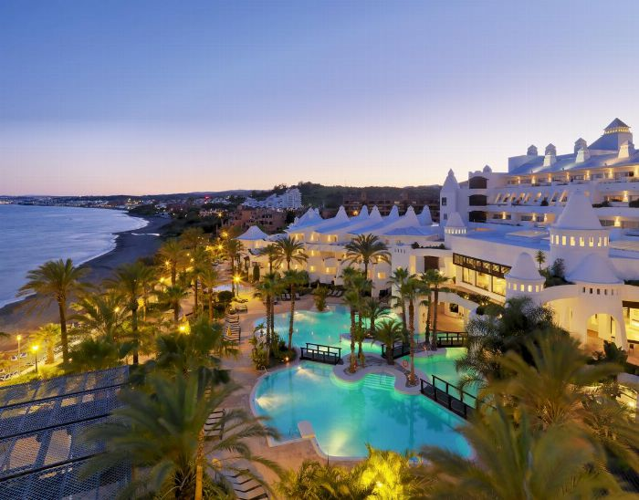 H10 ESTEPONA PALACE HOTEL & GOLF PACKAGE