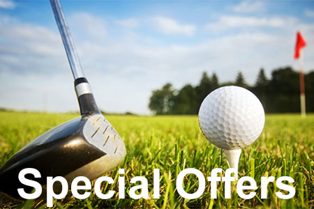Golf special packages